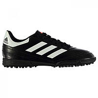 Кроссовки Adidas Goletto Astro Turf Trainers Junior Boys Black/White - Оригинал