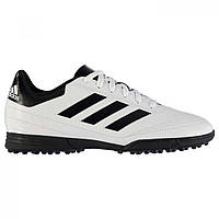Кроссовки Adidas Goletto Astro Turf Trainers Junior Boys White/Solar Red - Оригинал