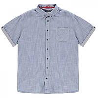 Рубашка D555 Jericho Space Short Sleeve Shirt Mens Blue - Оригинал