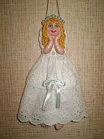 кукла Ангел , кукла ручной работы , кукла сувенир