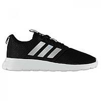Кроссовки Adidas Neo Swifty Junior Boys Trainers Black/Silver - Оригинал