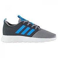 Кроссовки Adidas Neo Swifty Junior Boys Trainers Grey/Blue/Wht - Оригинал