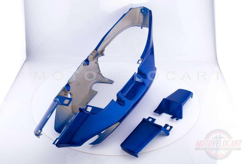 """Пластик   Active   задняя боковая пара   (синие)   """"CX"""""""
