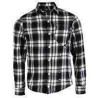 Рубашка Disturbia Black/White - Оригинал