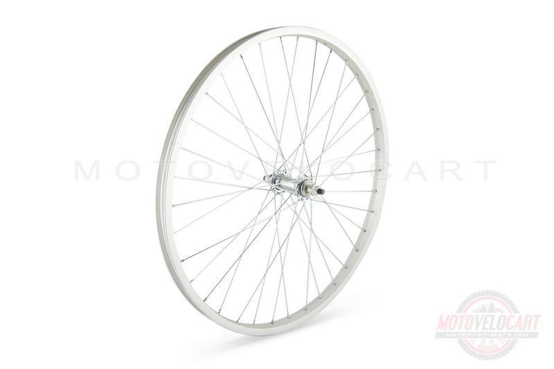 """Обод велосипедный (в сборе)   28""""   (перед, 36 спиц, алюминий)   """"GL"""""""