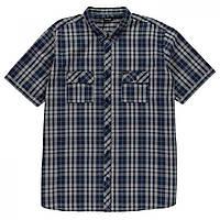 Рубашка Firetrap Biscay Short Sleeve Indigo - Оригинал