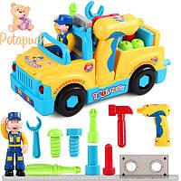 Машинка конструктор Tool Truck 789, фото 1