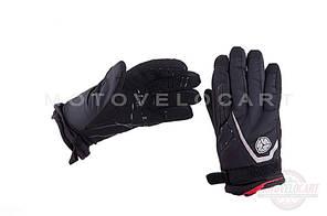 """Перчатки """"SCOYCO"""" (size:XL, черные, текстиль) (mod:1)"""