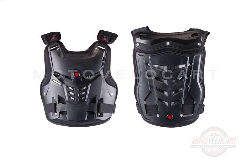 Защита жилет    (size:XL, черный, mod:AM05)   SCOYCO