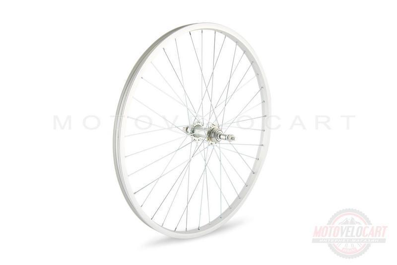 """Обод велосипедный (в сборе)   28""""   (зад, 36 спиц, алюминий)   """"GL"""""""
