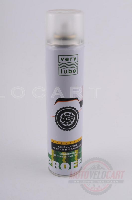 ХАДО Кондиционер резины и пластика (баллон 320mm)