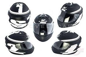 """Шлем-интеграл   (mod:FF352) (size:XXL, черный)   """"LS-2"""""""
