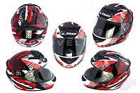 "Шлем-интеграл   (mod:FF352) (size:XXL, черно-оранжевый, WRENCH)   ""LS-2"""