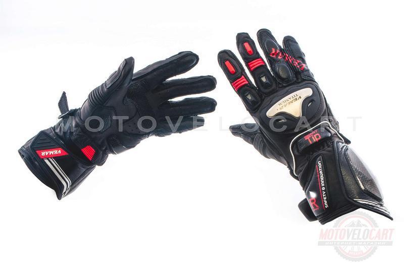 "Перчатки   ""VEMAR""   (красно-чёрные, size L)"