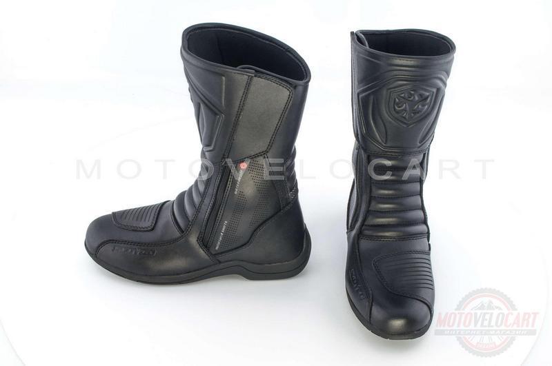 """Ботинки   """"SCOYCO""""   (черные высокие, size:41)"""