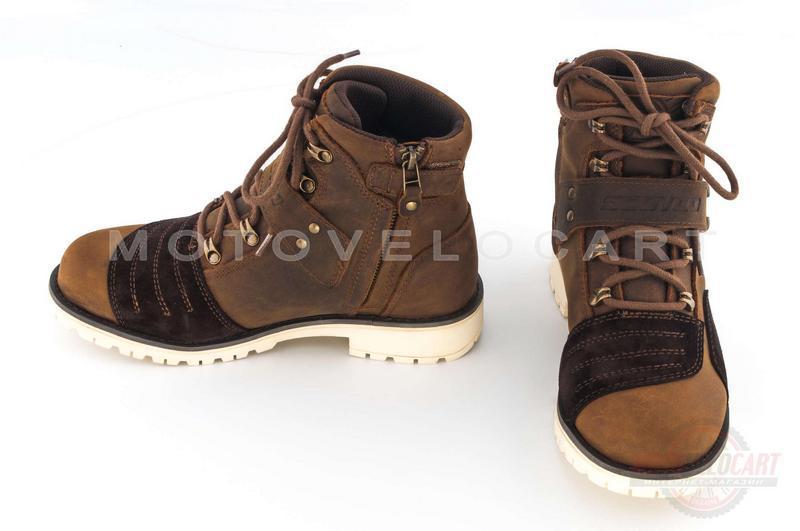 """Ботинки   """"SCOYCO""""   (хаки с пряжкой, size:41)"""