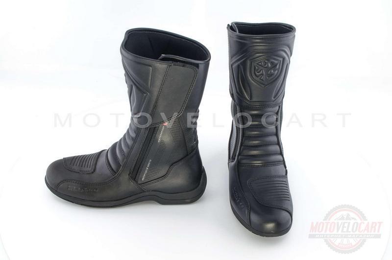 """Ботинки   """"SCOYCO""""   (черные высокие, size:42)"""