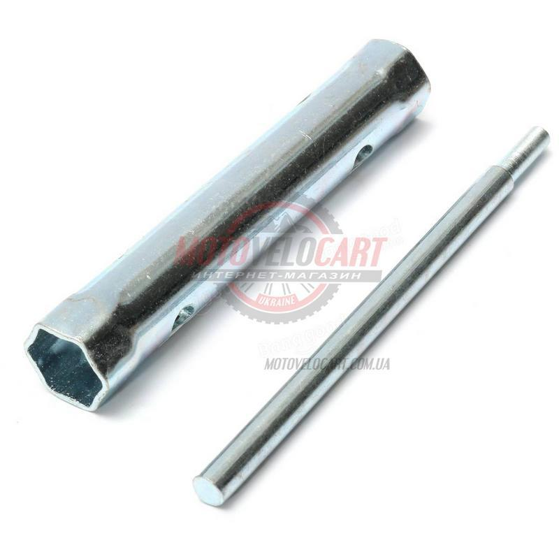 Ключ-трубка 14-17mm