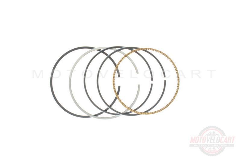 Кольца   Delta 124   .STD   (?52.4)    GONGYU