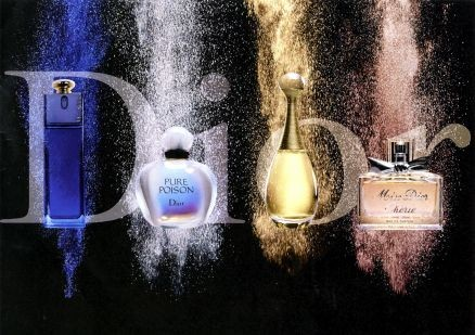 Выбор парфюмерии: так сложно и так легко