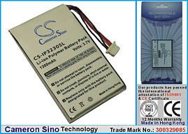 Аккумулятор для MATSUBICHI IP3230 1300 mAh