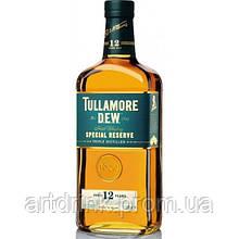 Виски Tullamore Dew 12 yo 0.7L