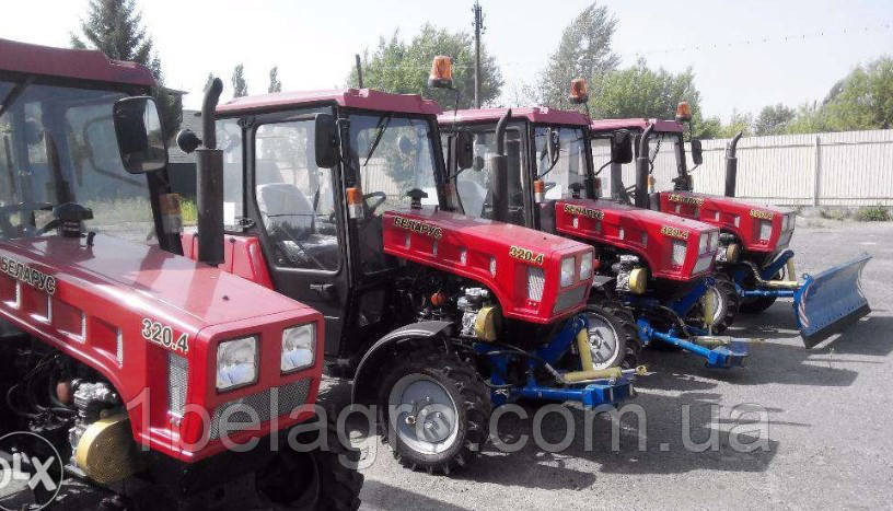 Трактор Беларус 320.4 (МТЗ-320.4)