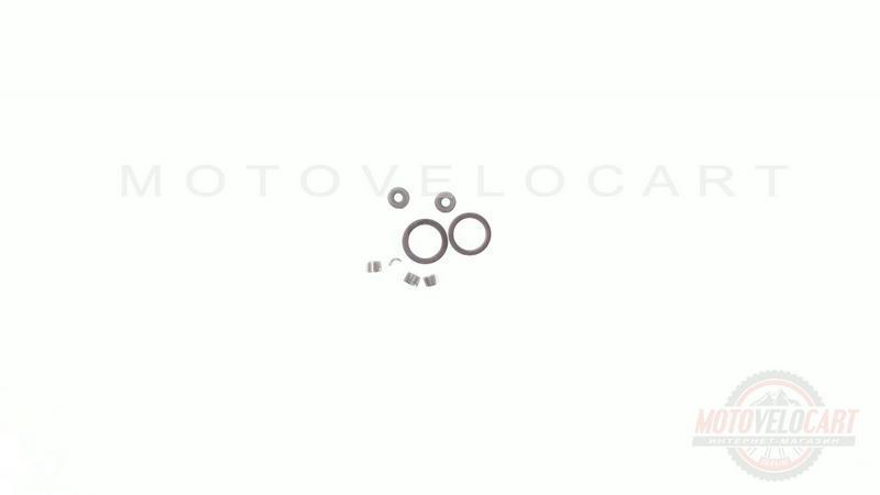 Сальники клапанов (пара)   Delta   KOMATCU   (mod.A)