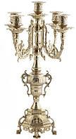 Канделябр настольный на 5 свечей Stilars 01234