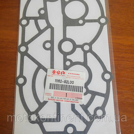 11162-92L00 Прокладка крышки головки блока цилиндров Suzuki DT40, фото 2