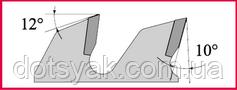 Подрезная пила GDA с коническим зубомLC120312220, фото 2
