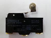Микровыключатель с колесом короткий