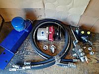 Комплект гидро ВОМ для минитракторов и мотоблоков