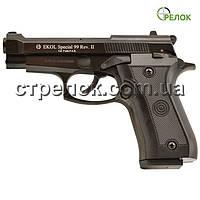 Пистолет стартовый Ekol Special 99 Rev. II черный