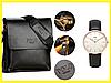 Мужская сумка Polo Videng.Оригинал +Часы в Подарок!