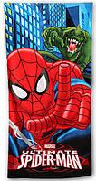 Полотенце Spider-Man оптом, 70*140 см.