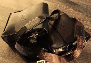 Мужская сумка Polo Videng+ Подарок