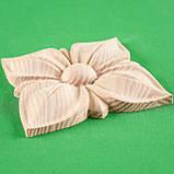 Розетка для деревянной мебели. Код Р32, фото 2