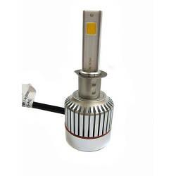 ЛЕД лампы для авто светодиодные UKC Car Led Headlight H7 33W 3000LM 4500-5000K