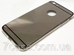 Чехол для iPhone 6 Plus / 6s Plus силиконовый зеркальный