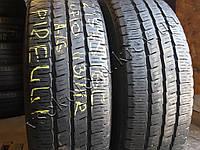 Шины бу 215/75 R16c Pirelli