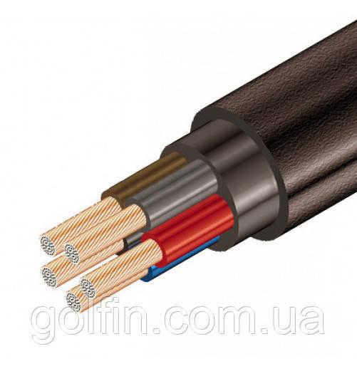 Кабель контрольный  КВВГ 5х1,5 Интерэлектро