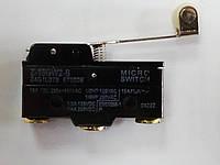 Концевой выключатель с колесом длинный