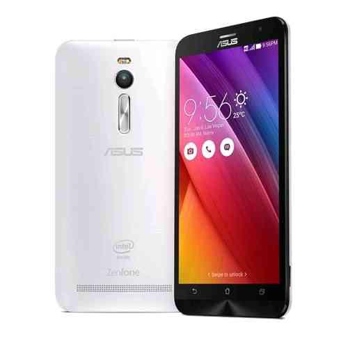 "Смартфон ASUS ZenFone 2 4/64GB (ZE551ML) White, 2sim, 3000mAh, экран 5.5"" IPS, 13/5Мп, Intel Atom Z3580, GPS"