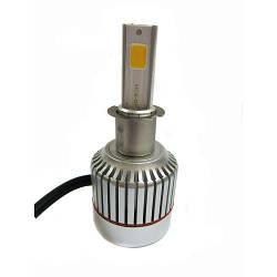 ЛЕД лампы для авто светодиодные UKC Car Led Headlight H3 33W 3000LM 4500-5000K