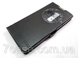 Чехол книжка с окошком momax для LG G4c h522y / LG Magna Y90 h502 черный