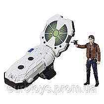 Hasbro SW Интерактивный браслет Star Wars Force Link 2.0 с фигуркой