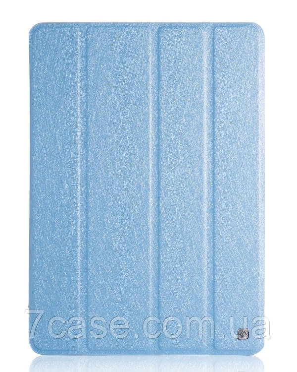 Чехол для Apple iPad Air 1 Hoco leather case Ice series голубой
