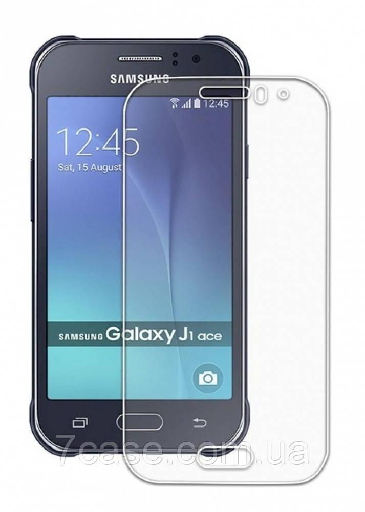 Захисне скло для Samsung Galaxy J1 Ace моделі j110 (2015)