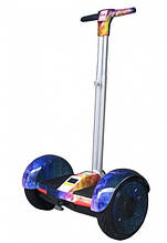 "Гироскутер (ховерборд) с ручкой Smart Balance A8 колеса 10.5"" самобаланс"